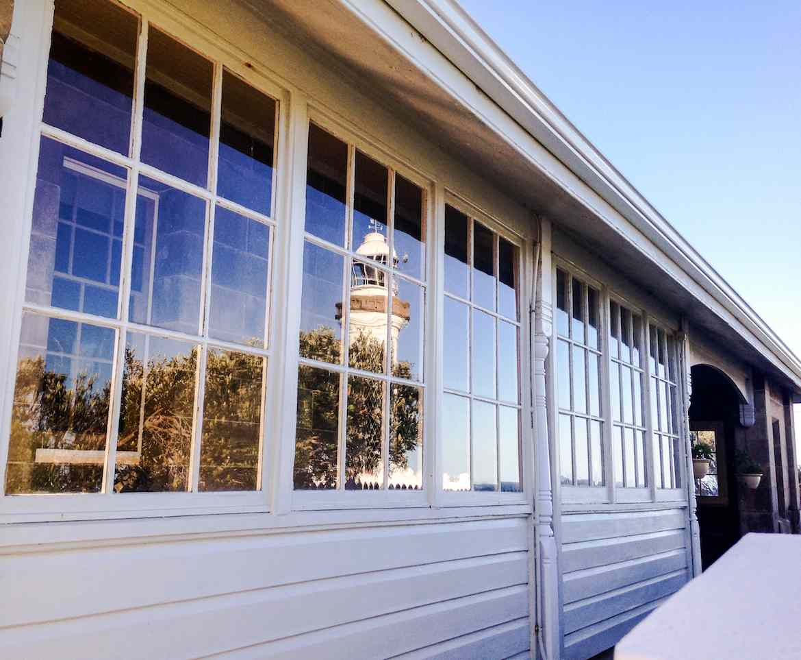 Norah Head Lighthouse Keepers Quarters
