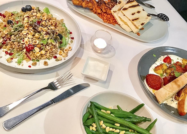 A Turkish feast at Safran restaurant, Ettalong