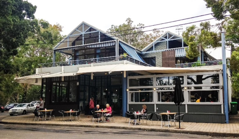 Pearl Beach cafe