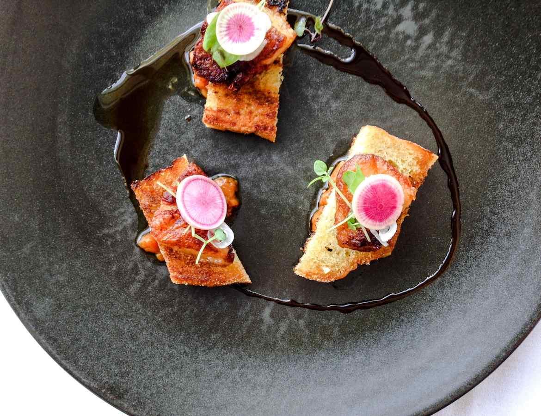 Seasalt restaurant, Crowne Plaza Terrigal