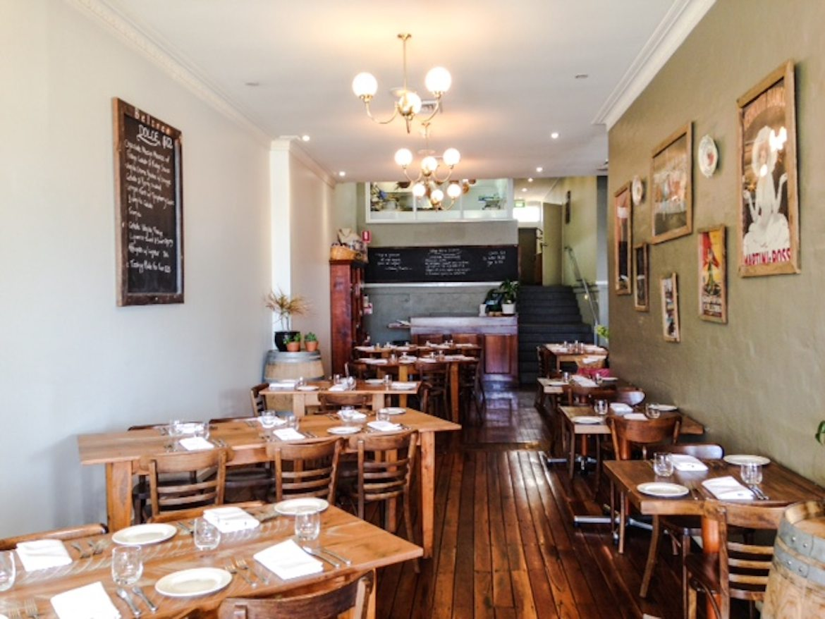 Osteria A'Mano, Wyong