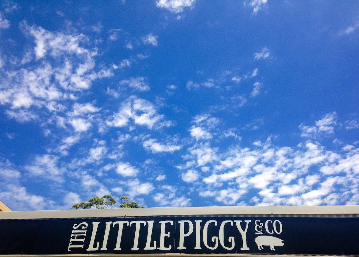 This Little Piggy, Point Clare