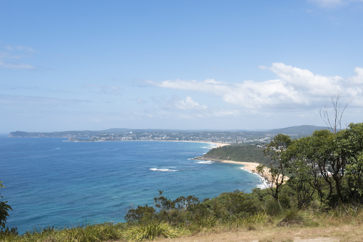Forresters Beach lookout. Photo: Lisa Haymes