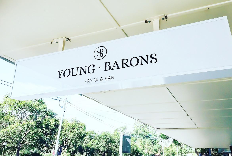Young Barons at Woy Woy