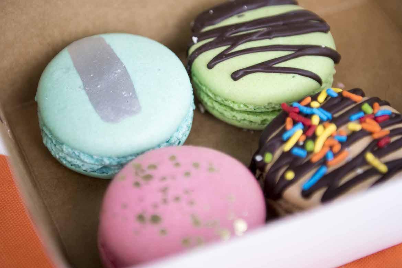 Sugar High Creations at Umina Beach Markets. Photo: Lisa Haymes