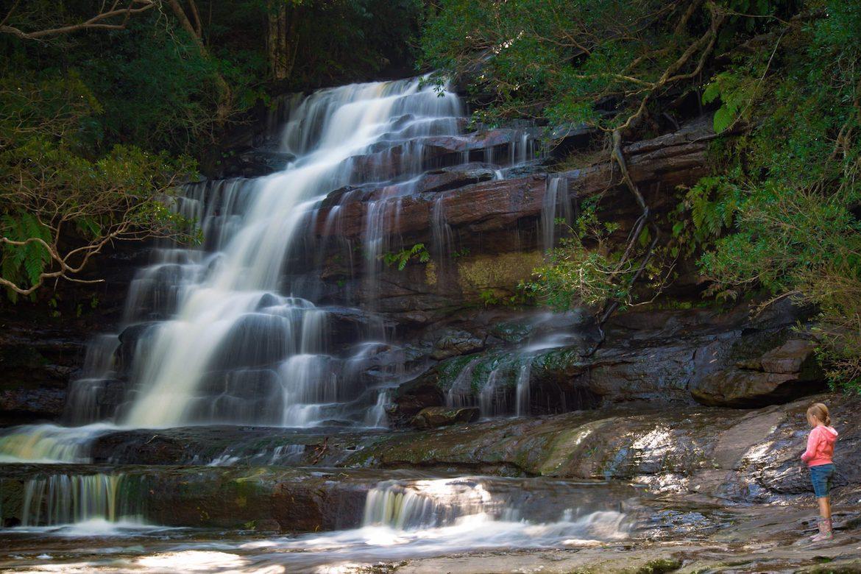 Somersby Falls. Photo: Travel With Meraki