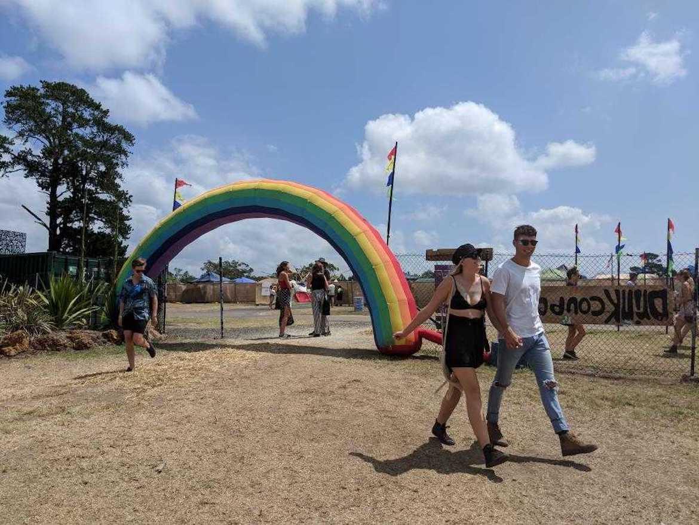 Mountain Sounds Festival. Photo: Lauren Jade Riley