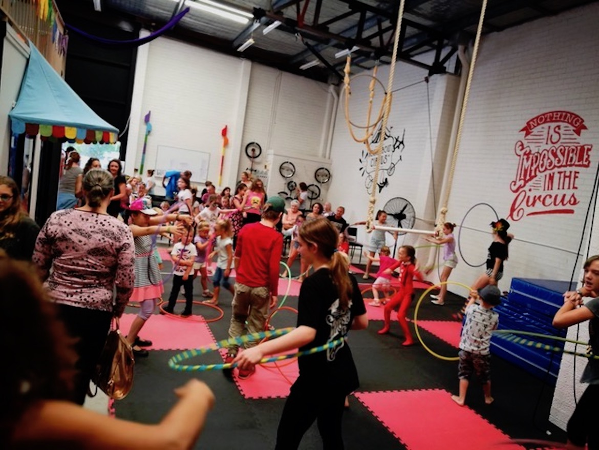 April School Holidays with Roundabout Circus