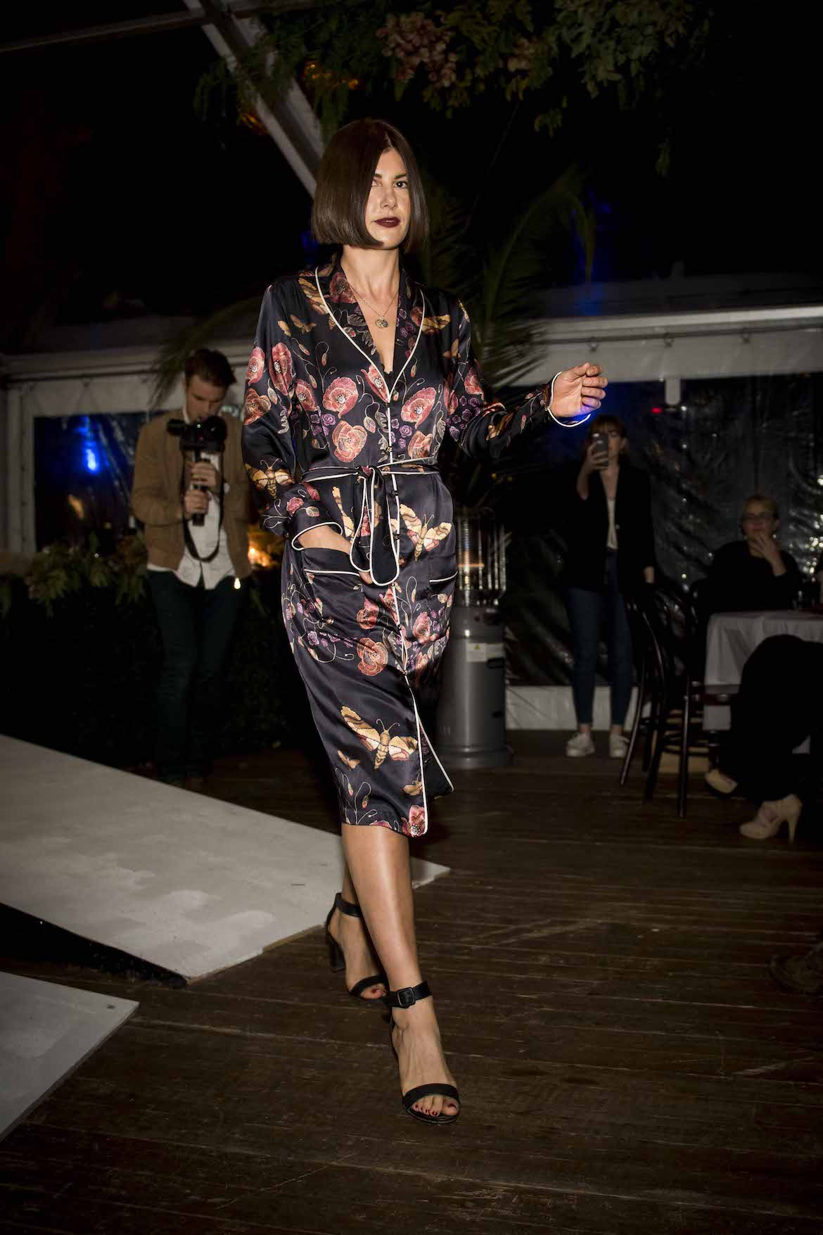 By Weave unveils latest collection at Central Coast Fashion Week. Photo: Lisa Haymes