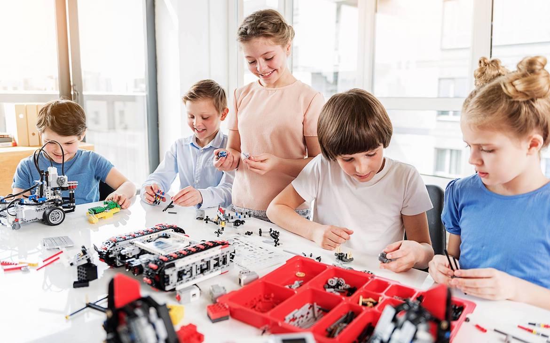 Robot Science Kids Classes