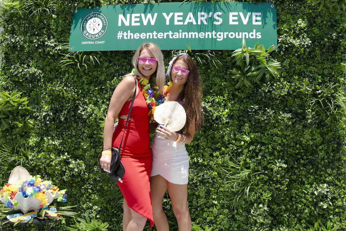 NYE at the Entertainment Grounds. Photo Lisa Haymes
