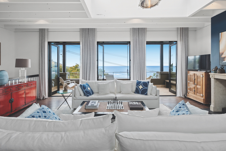 One-of-a-kind luxury coastal homes manly view
